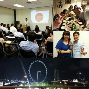 本城式英会話シンガポールクラス